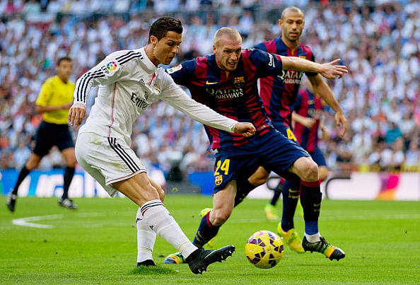 El Clasico could be postponed with Spanish clubs threatening to go on on a strike