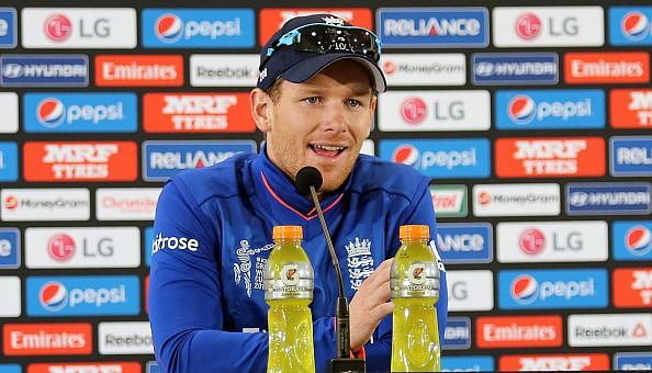 ICC World Cup 2015: England captain Eoin Morgan delighted with first win