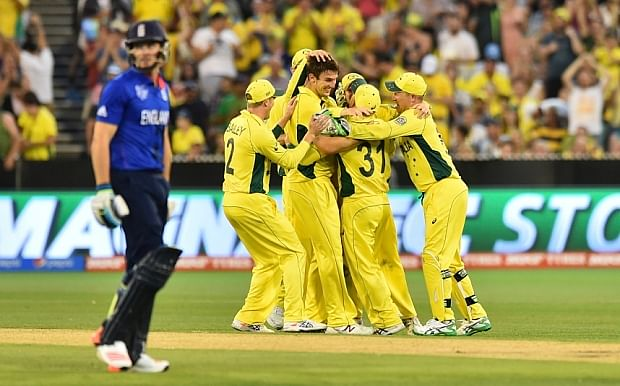 ICC World Cup 2015, Australia vs England: Quick Flicks of the match