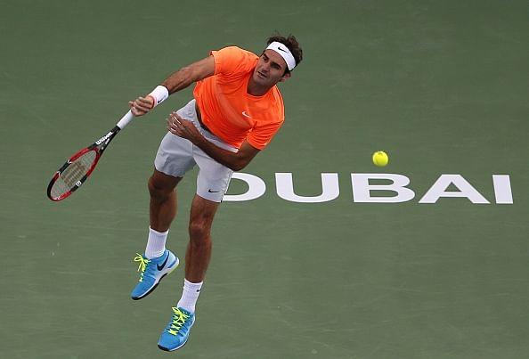 Tennis: Novak Djokovic, Roger Federer in Dubai Duty Free final