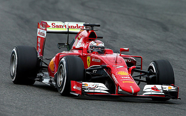 Ferrari back on top with Kimi Raikkonen on final day of Jerez test