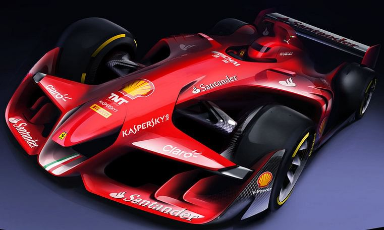 Has Ferrari given us the future of Formula 1?