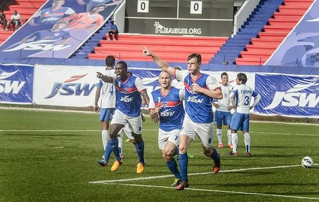 Top 5 foreign recruits in the 2015 Hero I-League season