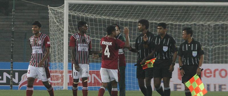 Mohun Bagan edge past Pune FC 1-0