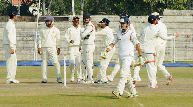 Ranji Trophy Day Two: Mumbai maintain advantage over Karnataka