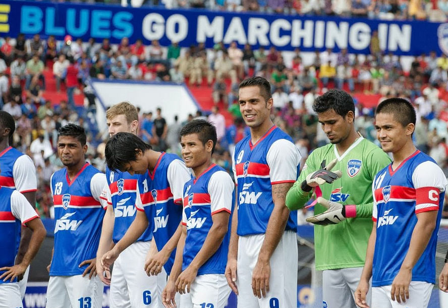 Bengaluru FC begin maiden AFC Cup campaign with dramatic win over Maldives\' Maziya
