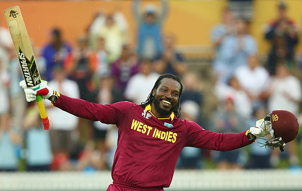 Happy to see Chris Gayle back in form: VVS Laxman