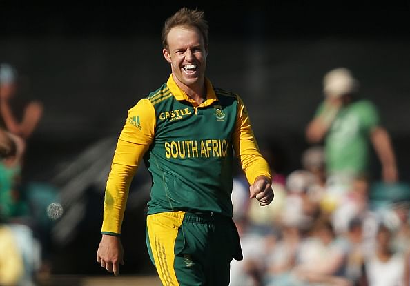Cricket is fortunate AB de Villiers chose the gentleman's game