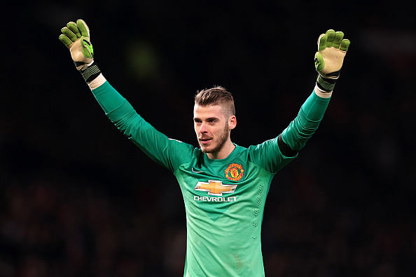 Reports: David de Gea set for contract extension at Manchester United as Real cool their interest
