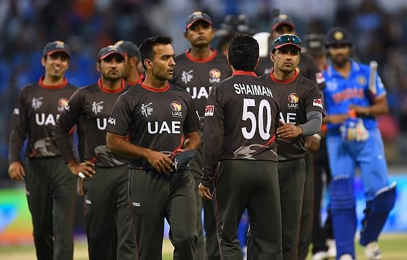 We were outplayed by Indian bowling: UAE skipper Mohammad Tauqir