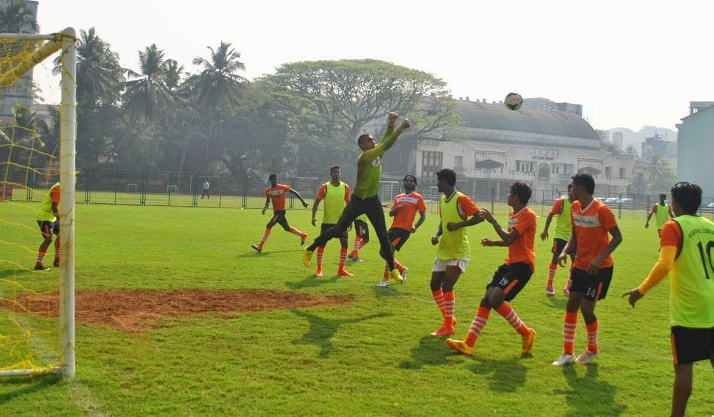 I-League: Sporting Clube de Goa face Bengaluru FC test