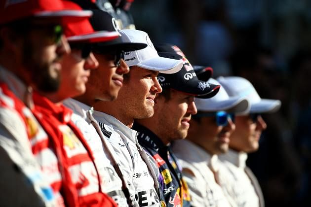 Rating the 2015 Formula 1 driver line-ups