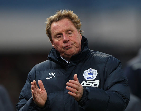 Harry Redknapp resigns from Queens Park Rangers to undergo knee operation