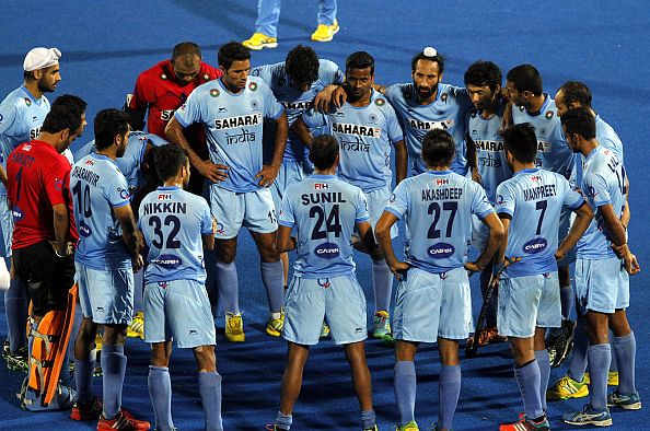 India ink three-year hockey series agreement with Australia