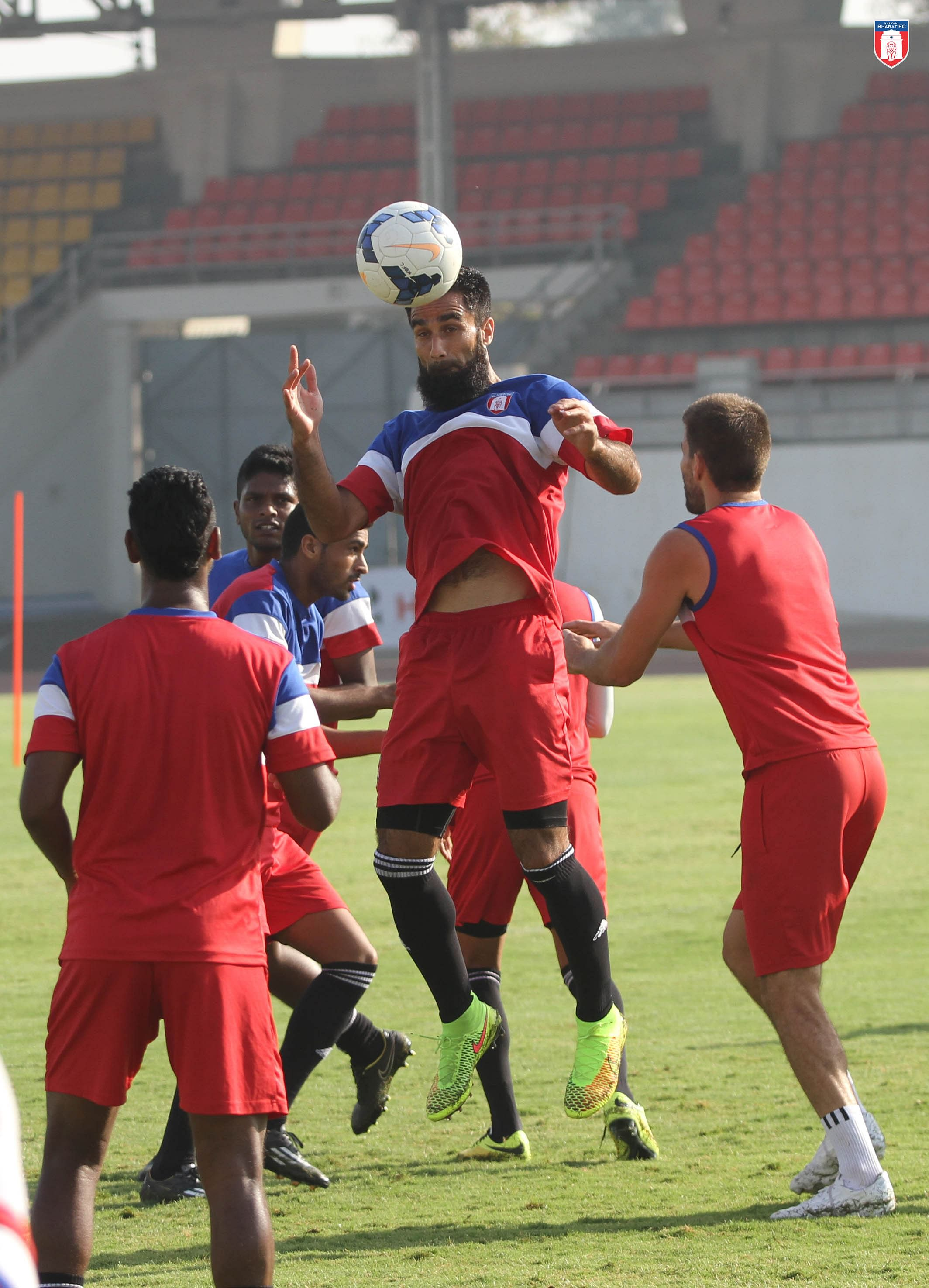 High-on confidence Bharat FC take on in-form Mumbai FC in round 8 of I-League