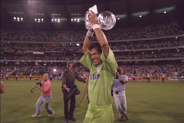 Cricket World Cup 1992: Novelty and upsets as Pakistan reign
