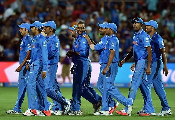 ICC World Cup 2015: India vs Pakistan - Player ratings