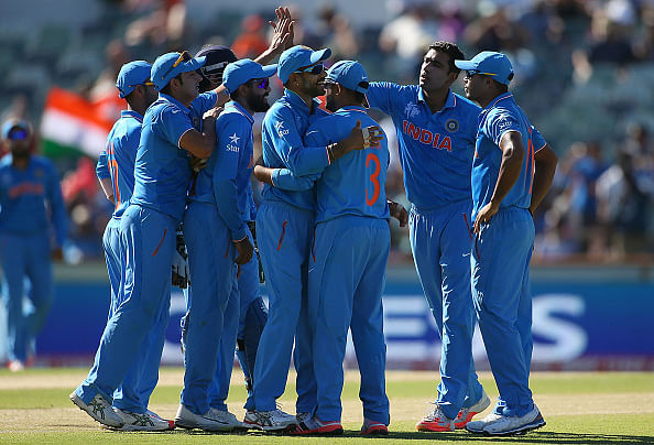 ICC World Cup 2015: India vs UAE - Player ratings