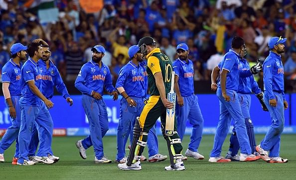 India break jinx, beat South Africa by 130 runs in the World Cup
