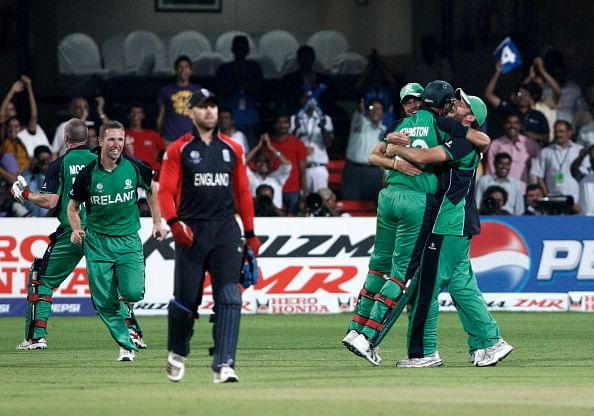 Most incredible matches in World Cup history: 6 - England vs Ireland, 2011
