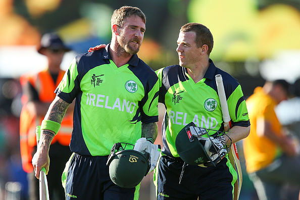 Another World Cup, another win for 'underdogs' Ireland