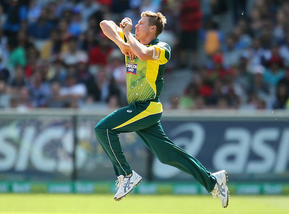 James Faulkner out of Bangladesh World Cup clash