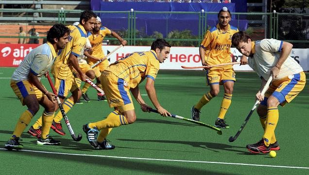 Uttar Pradesh Wizards host leaders Jaypee Punjab Warriors in HIL