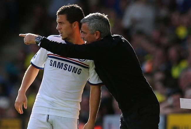 Eden Hazard Only A 'nice Pen' Away From Signing New