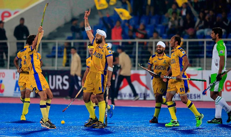 Sandeep Singh's hattrick helps Punjab Warriors crush Delhi Waveriders in HIL