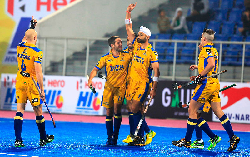 Punjab Warriors register stunning comeback against Kalinga Lancers in HIL