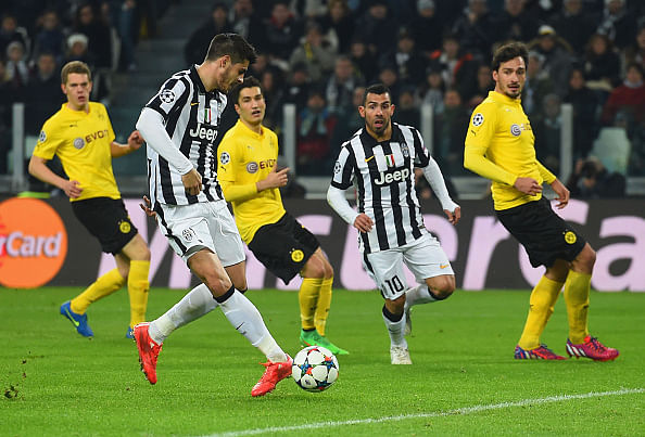 Juventus borussia dortmund five talking points