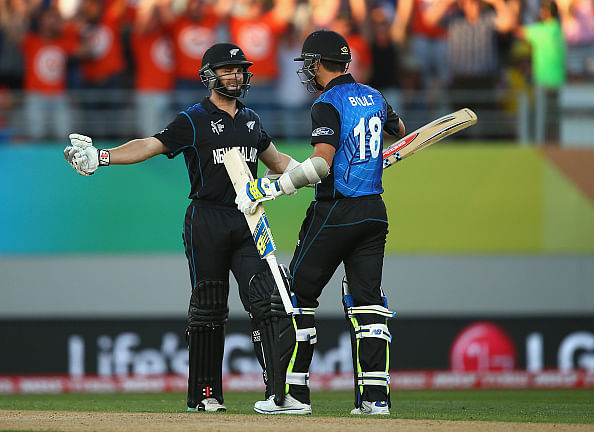 ICC World Cup 2015: Australia vs New Zealand - Quick flicks of the match