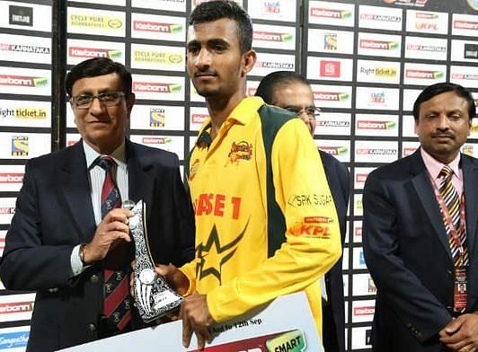 KC Cariappa: Get to know KKR's young mystery spinner