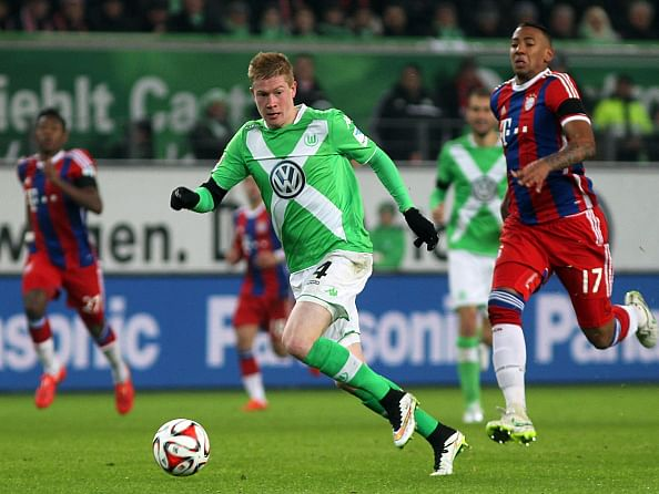 Mourinho never explained why I wasn't playing at Chelsea, says Kevin De Bruyne