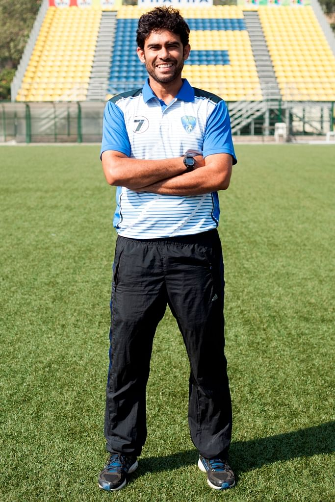 Mumbai FC coach Khalid Jamil not carried away by back-to-back wins, wary of Bharat FC