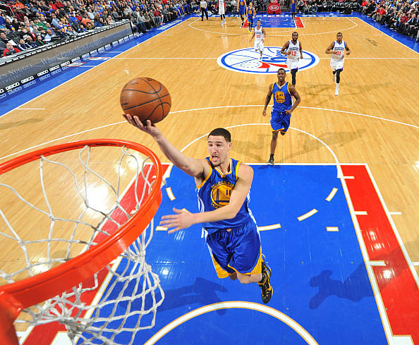 Quarter Mania: Klay Thompson and the top scoring quarters in NBA history