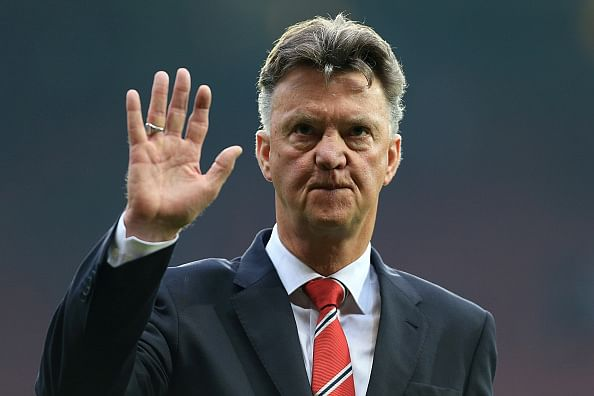 5 failed experiments of Louis van Gaal at Manchester United