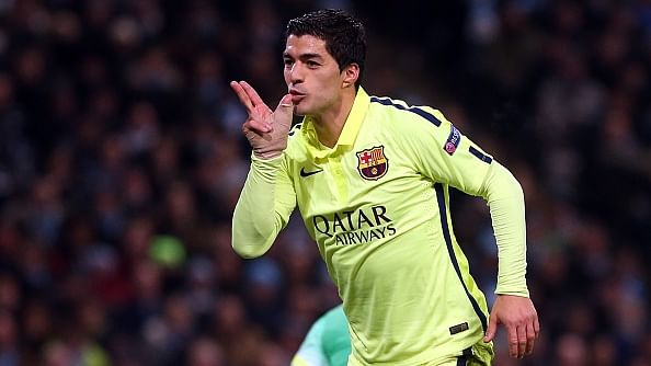 Booing Manchester City fans helped me play better, says Luis Suarez