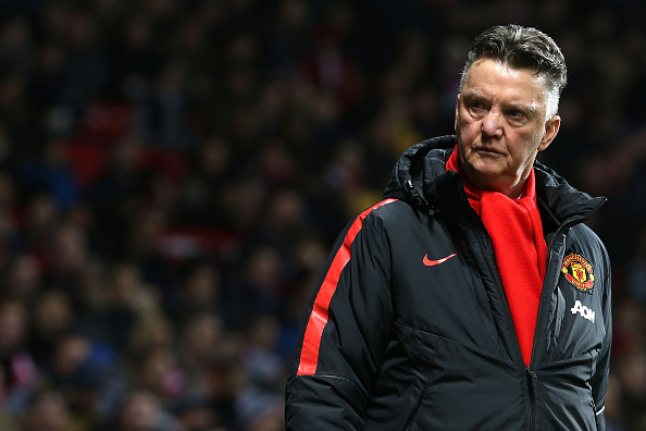 Louis van Gaal worried by fans' whistling at Manchester United's performance