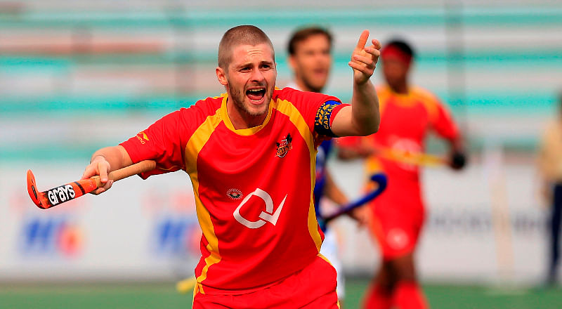 Ashley Jackson scores a hat-trick to help Ranchi Rays crush Kalinga Lancers in the HIL