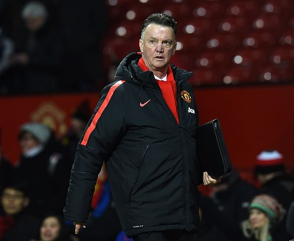 Louis van Gaal's quest to find balance at Manchester United