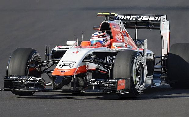Can Marussia race in the 2015 Formula 1 season?