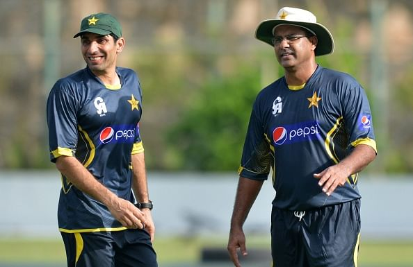 ICC World Cup 2015: Coach Waqar Younis vows Pakistan comeback
