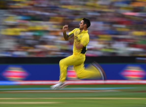 ICC World Cup 2015: Mitchell Johnson to see Bangladesh's video footage