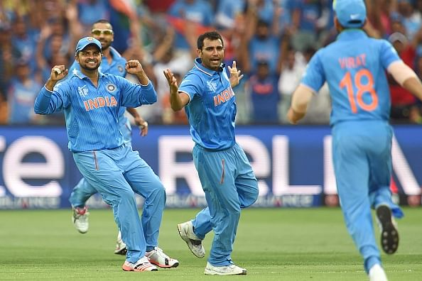 Cricketers react to India's victory over Pakistan on Twitter