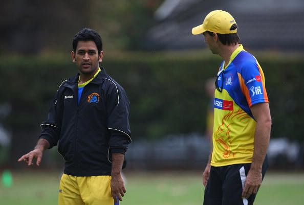 Stephen Fleming: Captains should emulate what MS Dhoni did in 2011