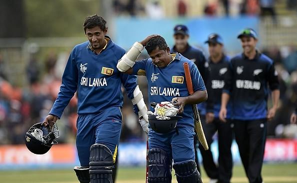 ICC World Cup 2015, Sri Lanka vs New Zealand: Quick Flicks of the match