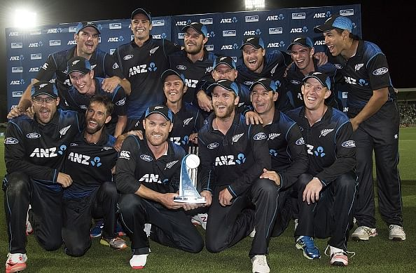 Co-hosts New Zealand strive to claim elusive trophy