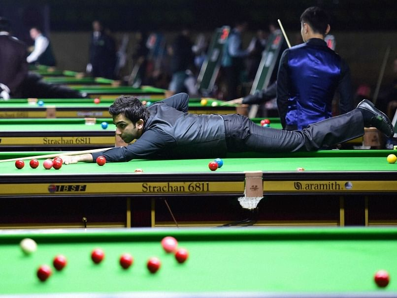Pankaj Advani and Varun Madan to represent India in Asian snooker championships