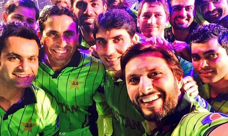 Eight Pakistan players fined for breaking ICC World Cup curfew